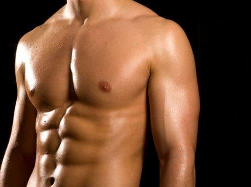 membentuk otot perut