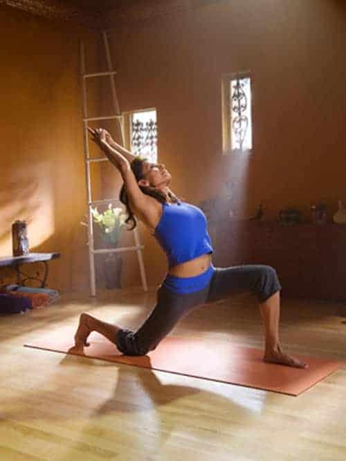 yoga bagi pemula