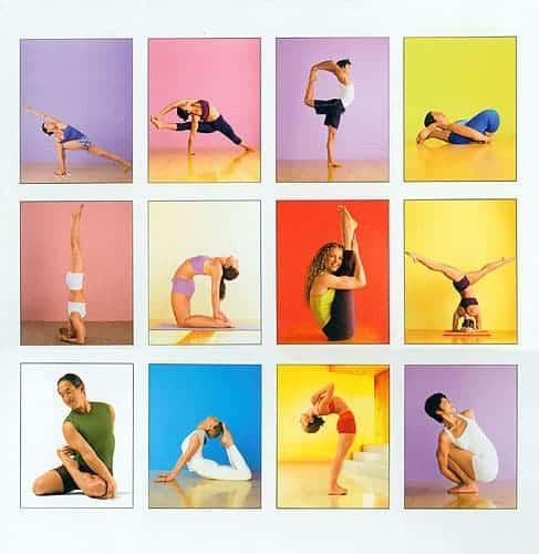 yoga yang cocok