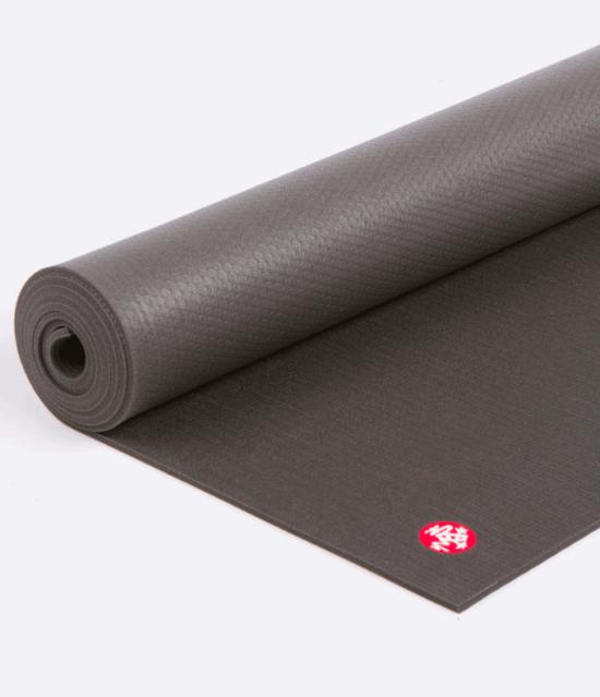 Manduka PRO Yoga Mat - BLACK 2