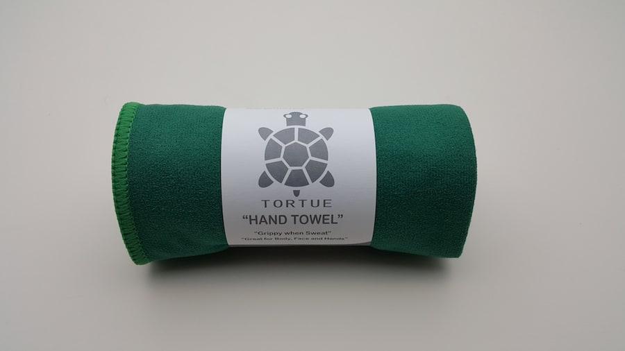 Tortue Aquatic Quot Hand Quot Towel Green