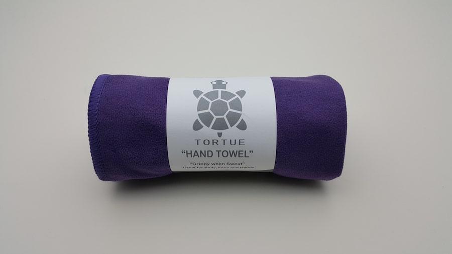 Tortue Aquatic Quot Hand Quot Towel Purple