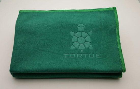 """Aquatic """"Hand"""" Towel - Green 2"""