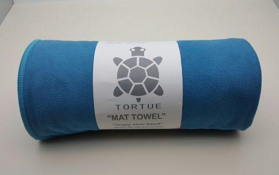 Aquatic Mat Towel - Blue 1