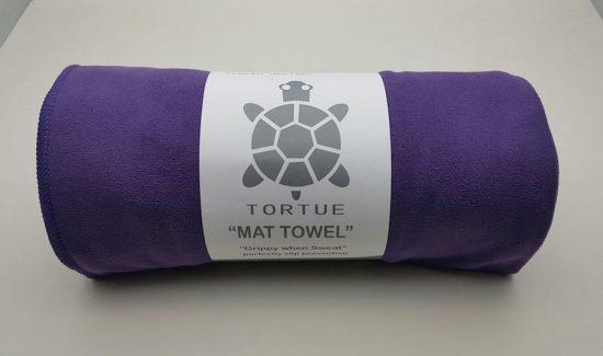 Aquatic Mat Towel - Purple 1