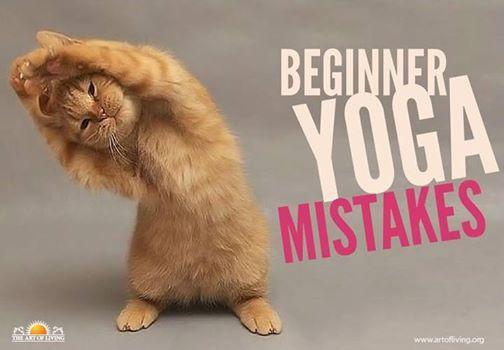 3 Kesalahan Berlatih Yoga dan Bagaimana Menghindarinya 1