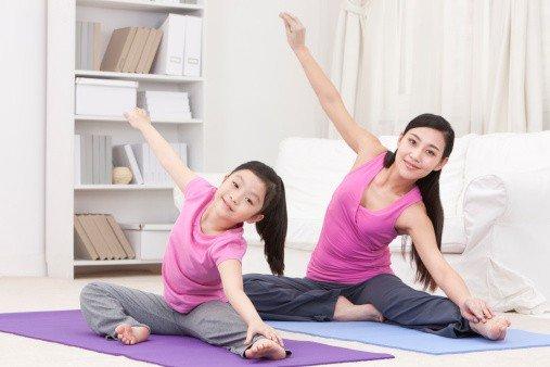 Yoga Bagi Anak 1