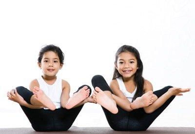kid yoga untuk anak
