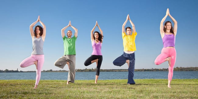 7 Alasan Berlatih Yoga Bagi Pemula 1