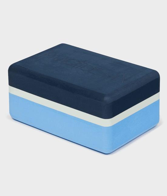 manduka Foam Yoga Block - SURF