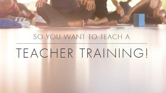 bagaimana memilih guru teacher training