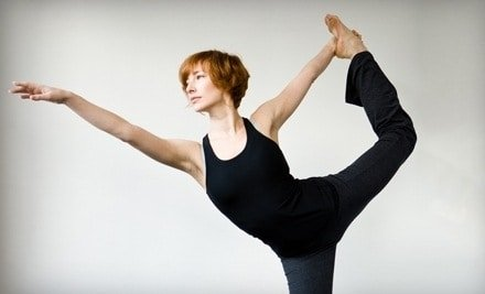 berlatih yoga