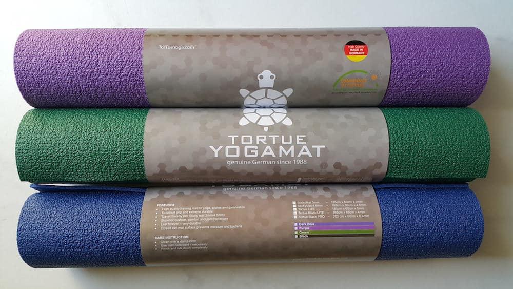 5 Cara Memilih matras yoga yang baik 1
