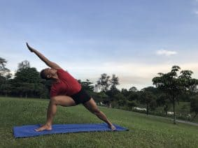 How to Do Utthita Parsvakonasana the Right Way