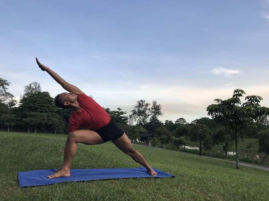 Matras senam yoga sexual health