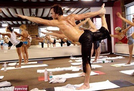 manfaat hot yoga atau bikram yoga