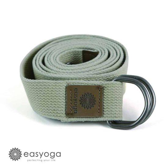 yoga strap easyoga warna khaki
