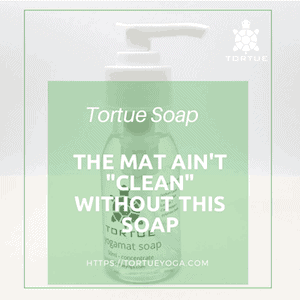 tortue soap - sabun matras yoga