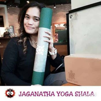 Tortue Sticky Yogamat Matras Yoga Dari German Yoganeka