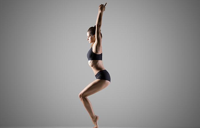 yoga pose - untuk memperbaiki postur tubuh