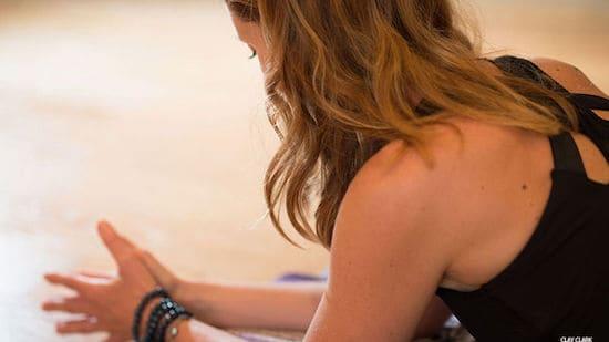 Yin yoga - restorative yoga