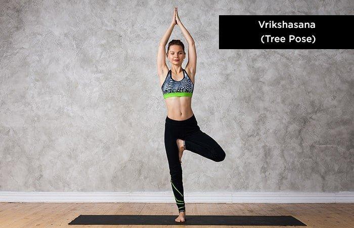 gerakan yoga dan latihan yoga