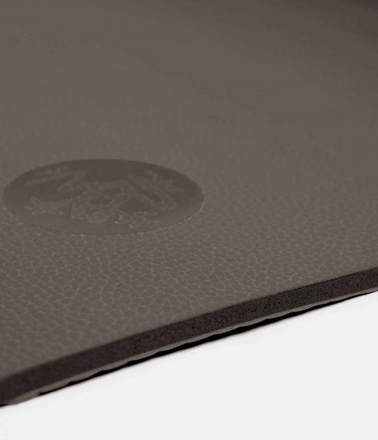 manduka grp Hot Yoga Mat ® - 6mm - STEEL GREY 2