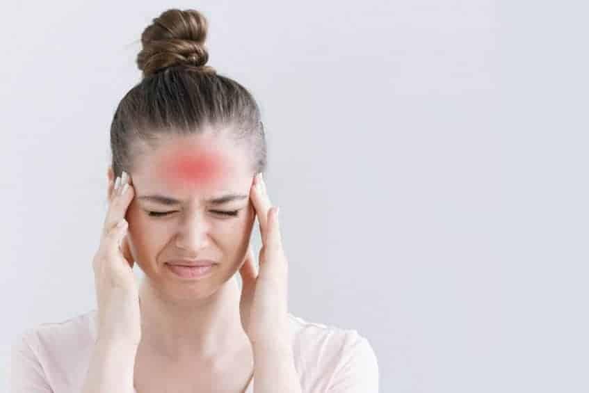 menghilangkan sakit kepala