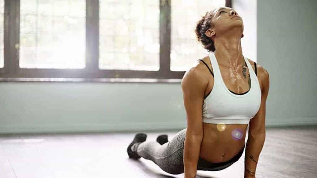 senam  yoga adalah cardio