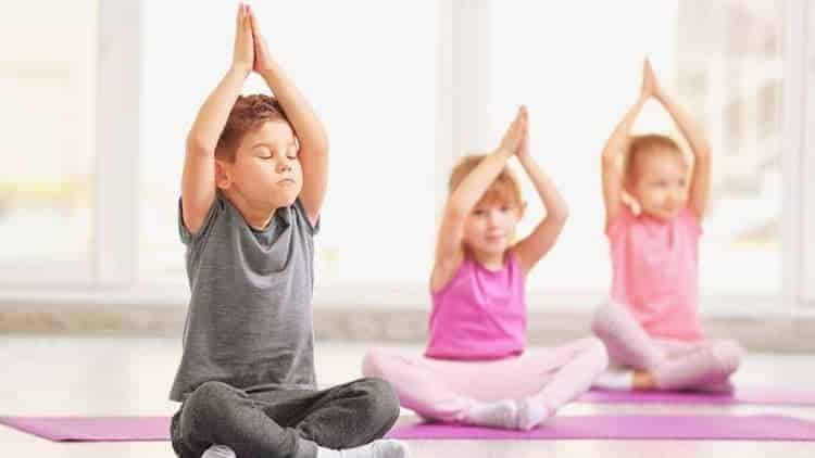 yoga bagi anak