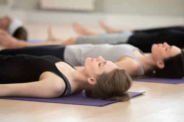 yoga nidra teta