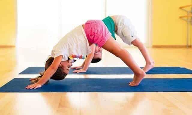 yoga untuk anak