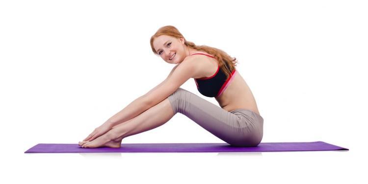 pemanasan yoga