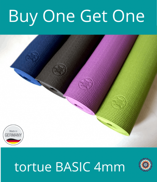 Tortue Yoga Mat - BASIC 1