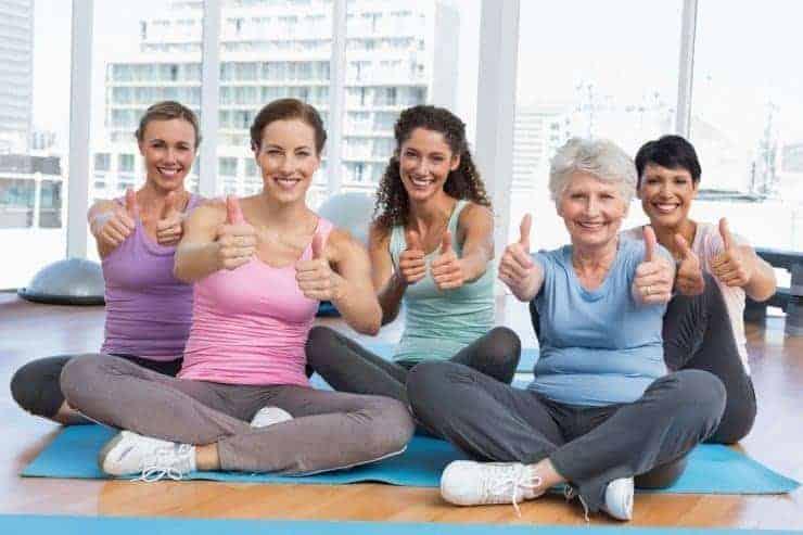 manfaat yoga untuk relasi