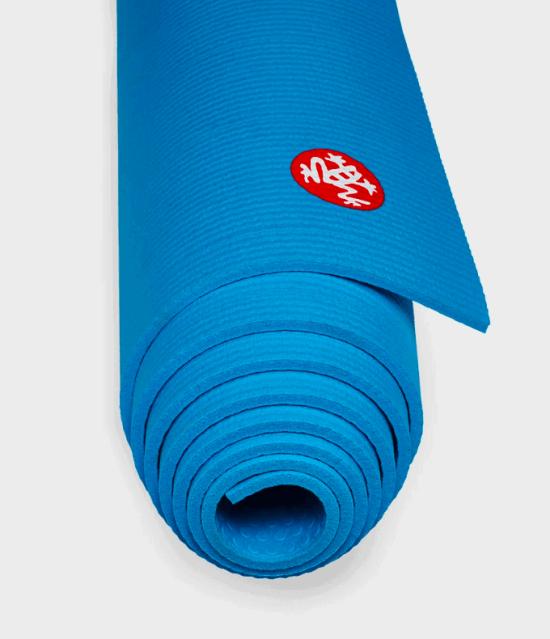Pro Lite Yoga Mat - DRESDEN BLUE 1