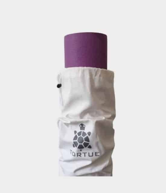 TORTUE Bag Yoga Mat - WHITE 2