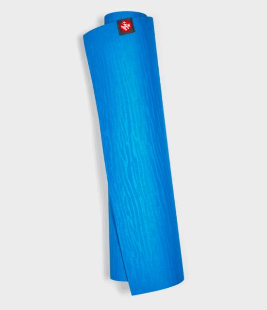 eko 4mm manduka yoga mat - DRESDEN BLUE
