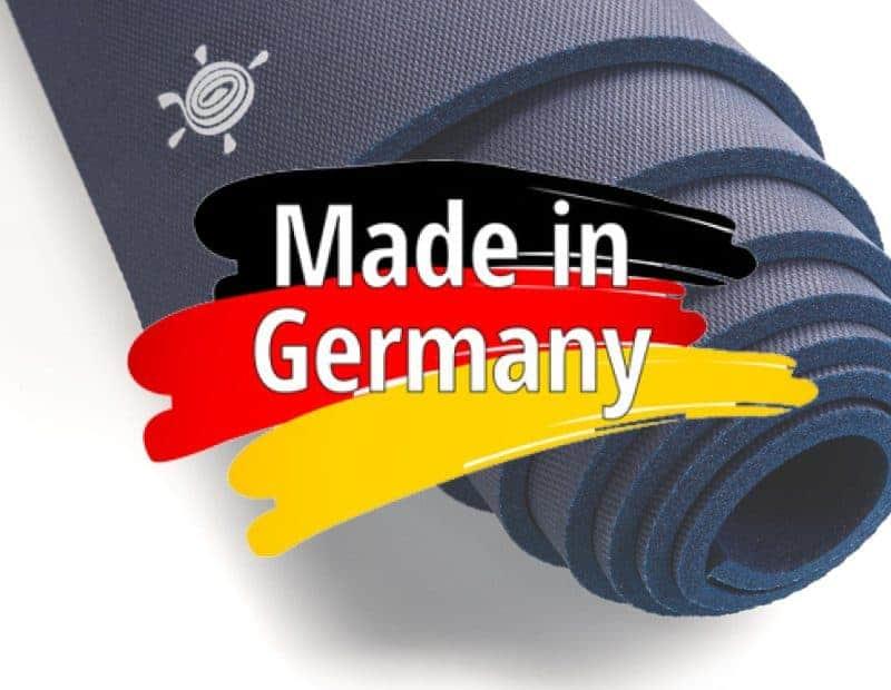 KURMA GRIP YOGA MAT/ MATRAS YOGA BUATAN GERMAN