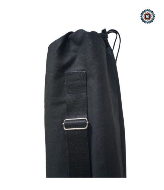 TORTUE Bag Yoga Mat - BLACK 3
