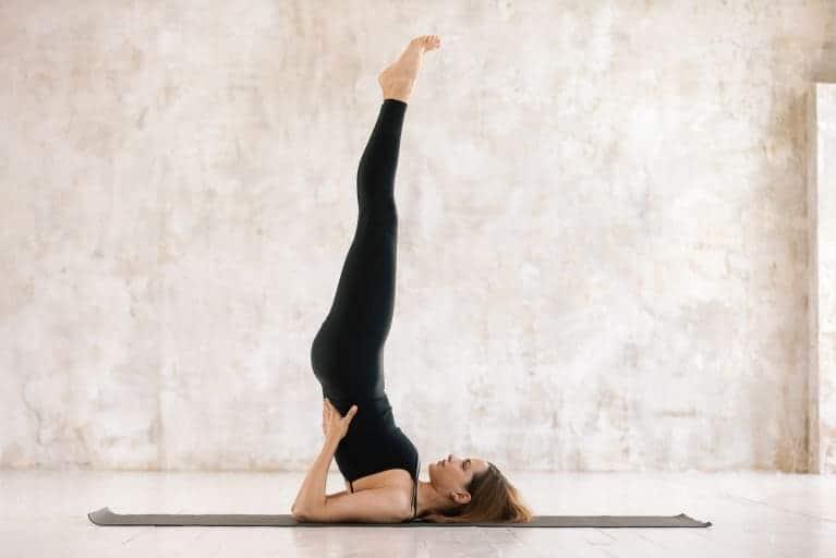 Cara Jitu Memperkuat Imunitas Tubuh dengan Senam yoga 1