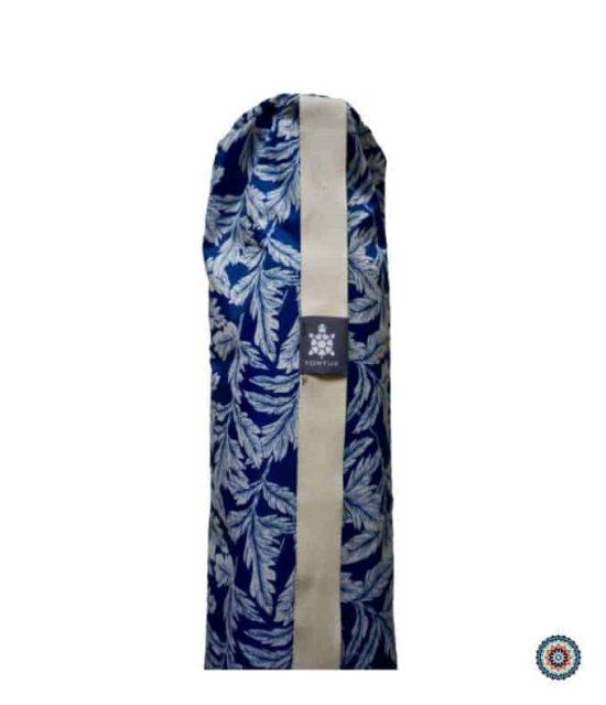 TORTUE Bag Yoga Mat - DELFT BLAUW 1