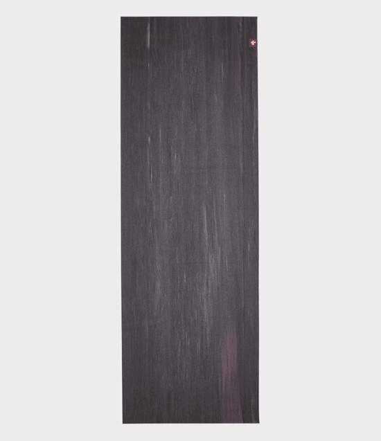 SuperLite Travel manduka Yoga Mat - BLACK AMETHYST MARBLED 3