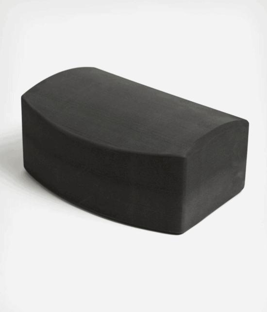 manduka FOAM YOGA UNBLOCK - THUNDER (grey) 2