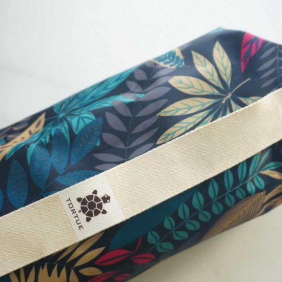 TORTUE Bag Yoga Mat - BLUE FOREST 1