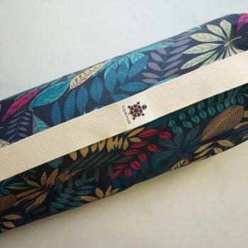 Tortue bag yoga mat - Blue Forest