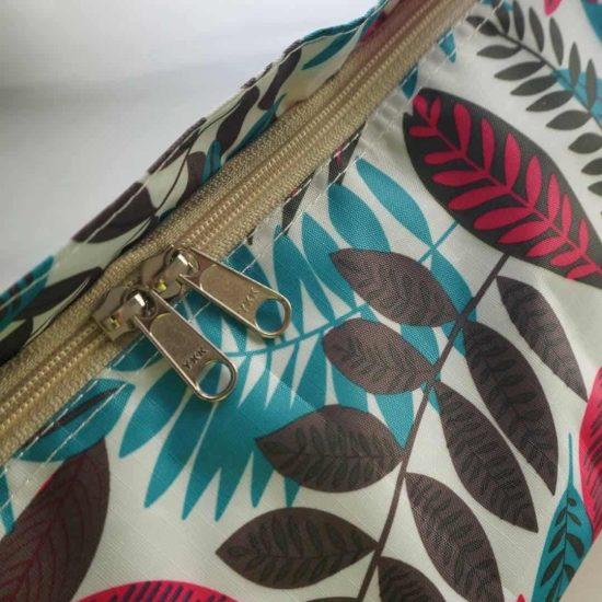 TORTUE Bag Yoga Mat - PINK FOREST 1