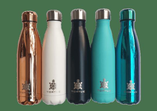 water bottle / tumbler tortueyoga
